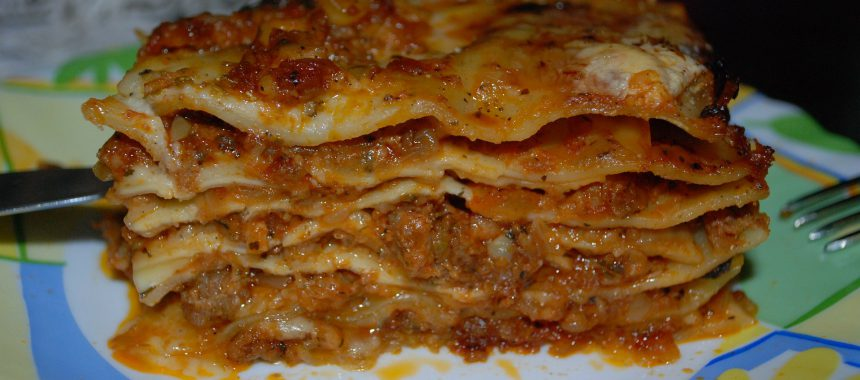 Lasagne-light