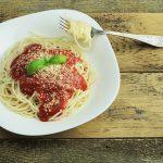 Spaghetti gewoon anders